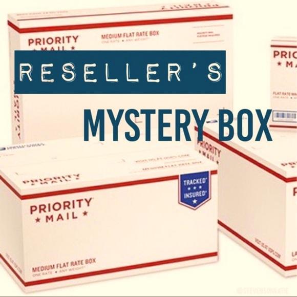 Vintage resellers mystery box